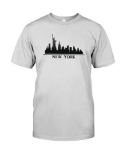 The New York Skyline Premium Fit Mens Tee thumbnail