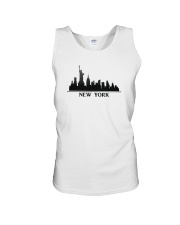The New York Skyline Unisex Tank thumbnail