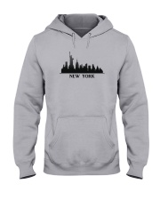 The New York Skyline Hooded Sweatshirt tile