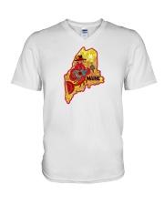 Maine V-Neck T-Shirt thumbnail