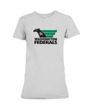 Washington Federals Premium Fit Ladies Tee thumbnail