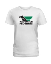 Washington Federals Ladies T-Shirt thumbnail