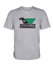 Washington Federals V-Neck T-Shirt thumbnail