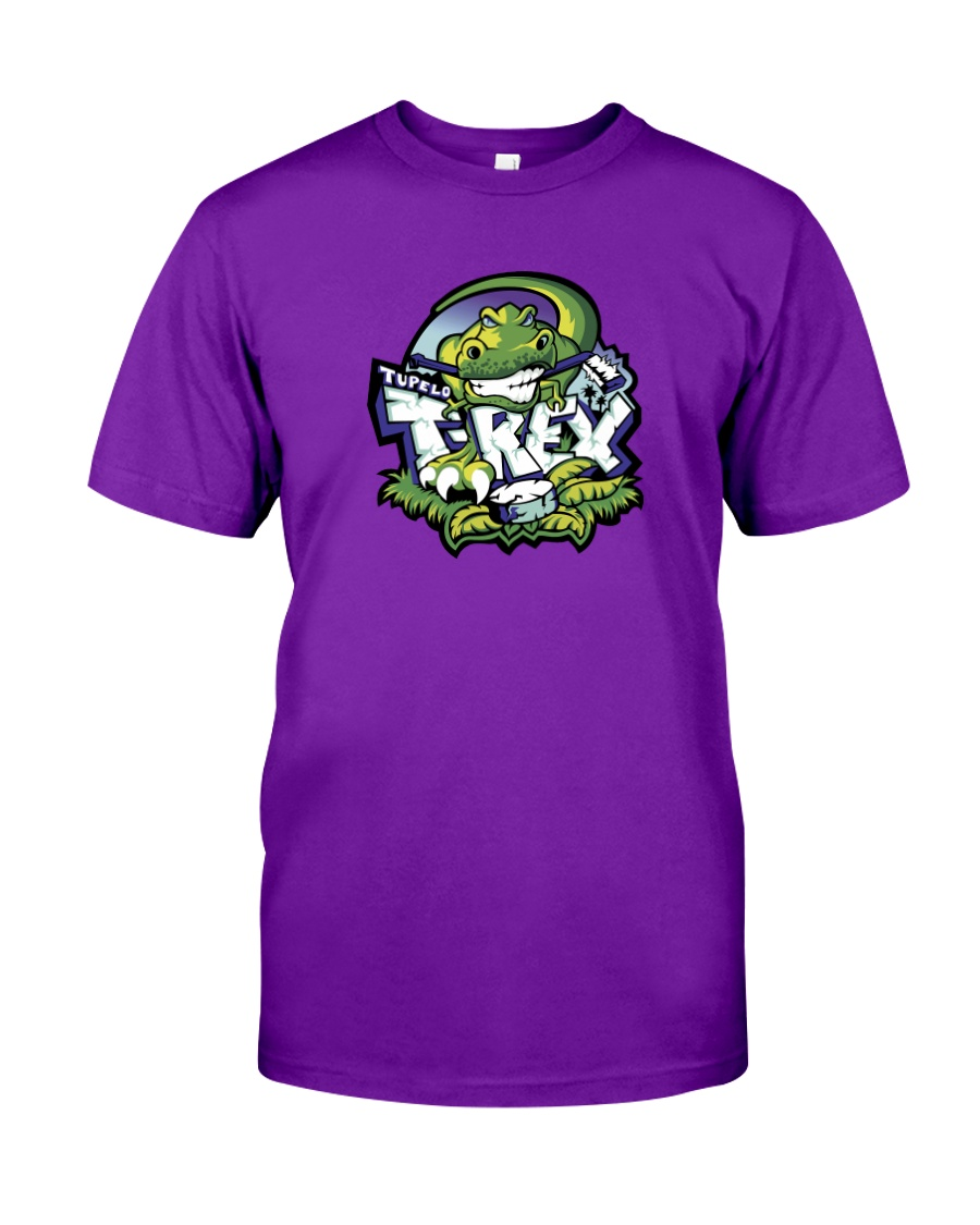Tupelo T-Rex Classic T-Shirt