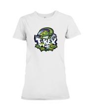 Tupelo T-Rex Premium Fit Ladies Tee thumbnail