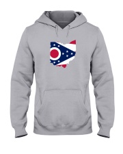 State Flag of Ohio Hooded Sweatshirt thumbnail