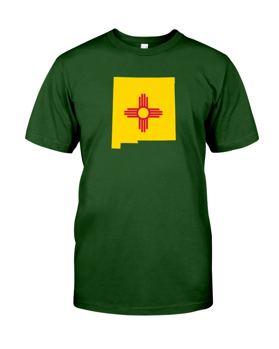 State Flag of New Mexico Classic T-Shirt