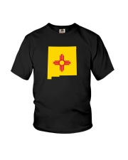 State Flag of New Mexico Youth T-Shirt thumbnail