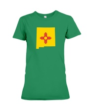 State Flag of New Mexico Premium Fit Ladies Tee thumbnail