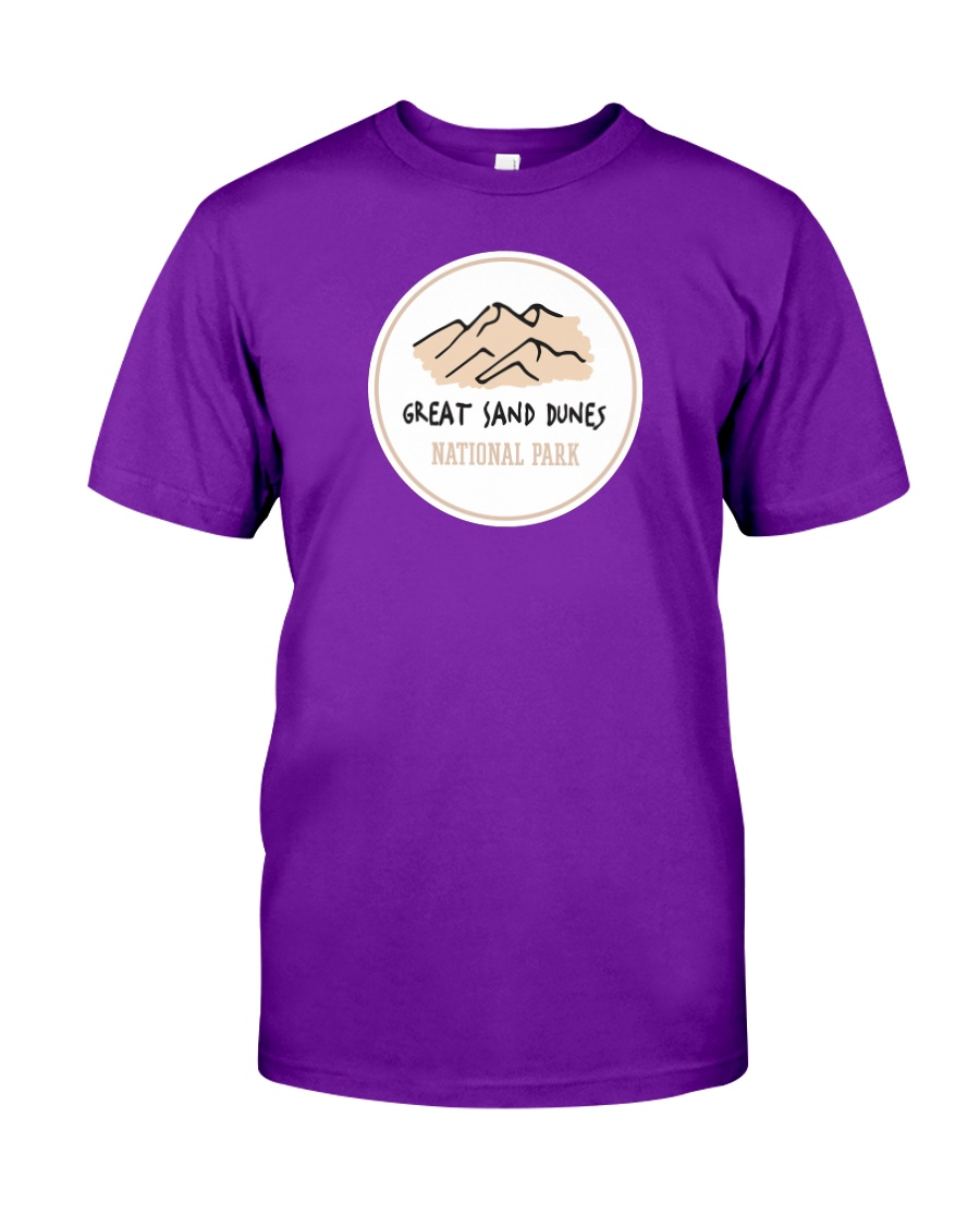 Great Sand Dunes National Park - California Classic T-Shirt