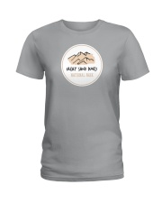 Great Sand Dunes National Park - California Ladies T-Shirt thumbnail