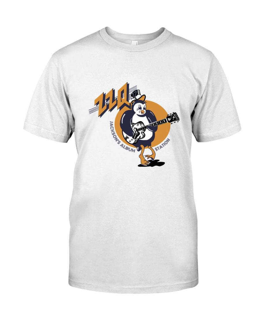 WZZQ Jackson's Album Station Classic T-Shirt