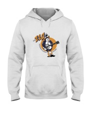 WZZQ Jackson's Album Station Hooded Sweatshirt thumbnail