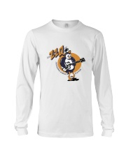 WZZQ Jackson's Album Station Long Sleeve Tee front