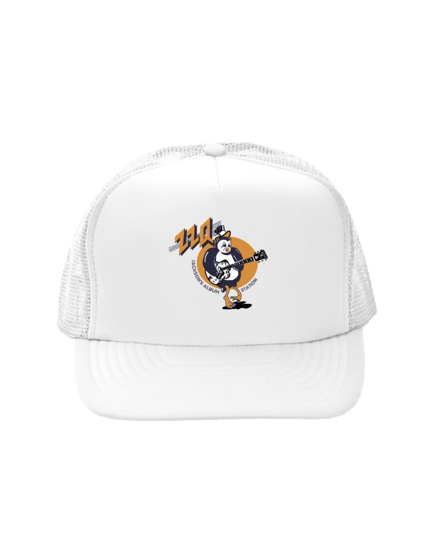WZZQ Jackson's Album Station Trucker Hat