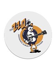 WZZQ Jackson's Album Station Circle Coaster thumbnail