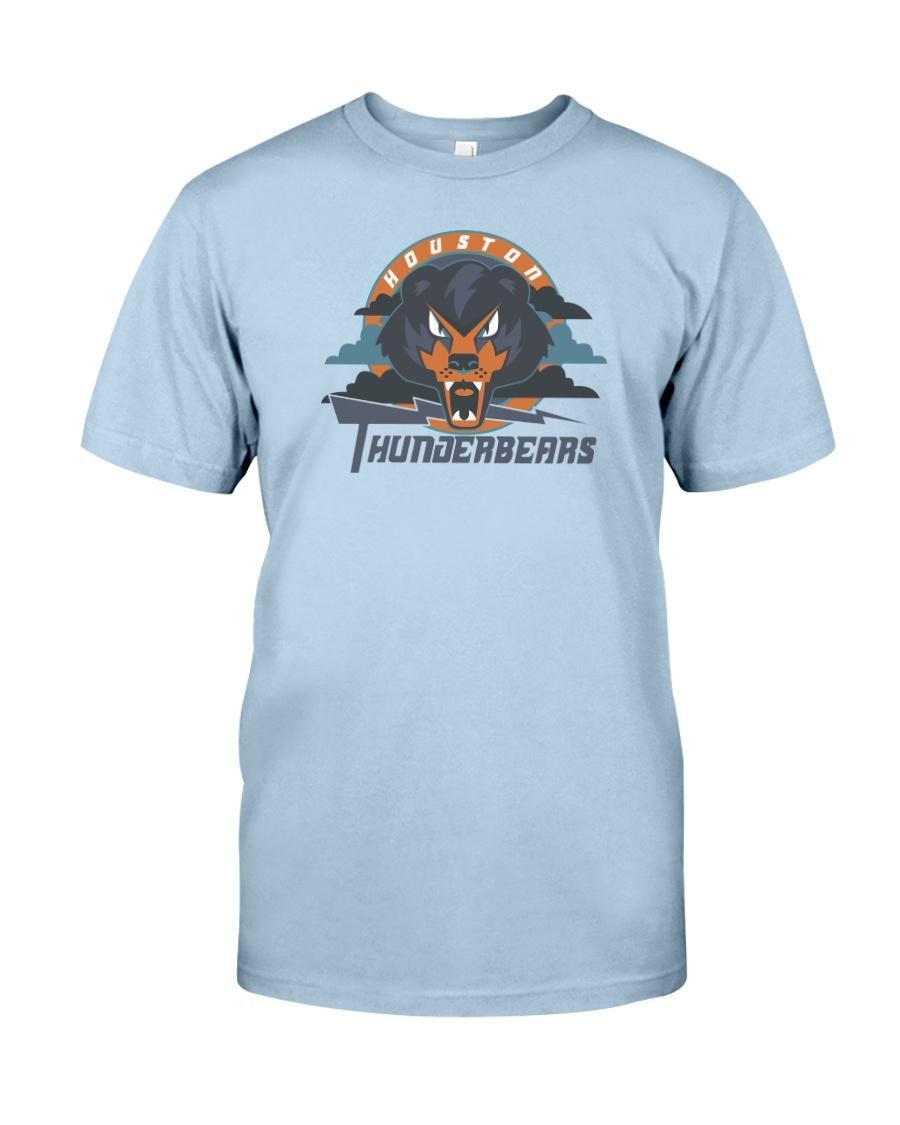 Houston ThunderBears Classic T-Shirt