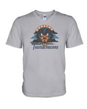 Houston ThunderBears V-Neck T-Shirt thumbnail