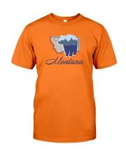 Montana Classic T-Shirt front