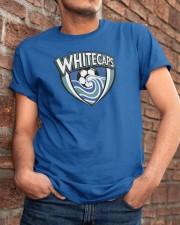 Vancouver Whitecaps - 1986-2010 Classic T-Shirt apparel-classic-tshirt-lifestyle-26