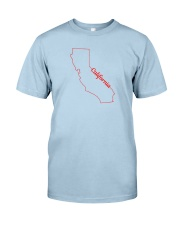 California Classic T-Shirt front