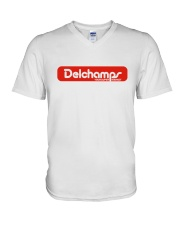 Delchamps V-Neck T-Shirt thumbnail