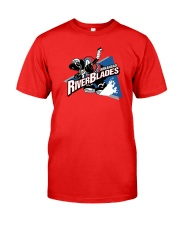 Arkansas Riverblades Classic T-Shirt front
