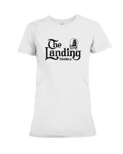 The Landing - Tuscaloosa Alabama Premium Fit Ladies Tee thumbnail