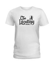 The Landing - Tuscaloosa Alabama Ladies T-Shirt thumbnail