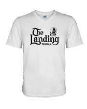 The Landing - Tuscaloosa Alabama V-Neck T-Shirt thumbnail