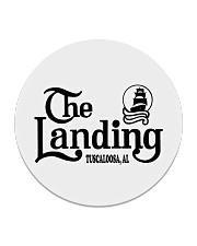 The Landing - Tuscaloosa Alabama Circle Coaster thumbnail