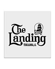 The Landing - Tuscaloosa Alabama Square Coaster thumbnail