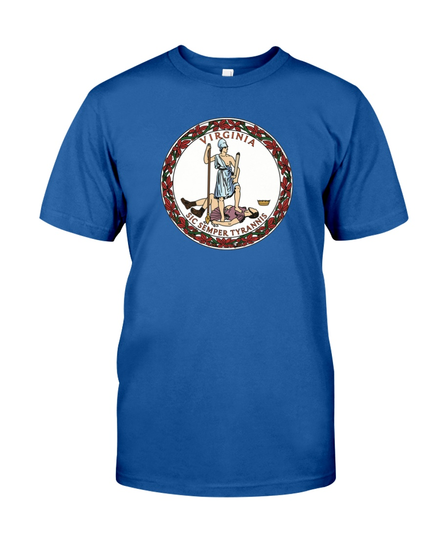 Great Seal of the Commonwealth of Virginia Classic T-Shirt