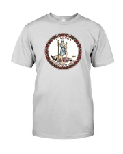 Great Seal of the Commonwealth of Virginia Premium Fit Mens Tee thumbnail