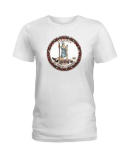 Great Seal of the Commonwealth of Virginia Ladies T-Shirt thumbnail