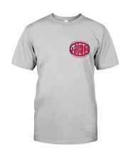 Poets - Jackson Lafayette and Baton Rouge Classic T-Shirt front