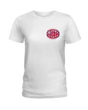 Poets - Jackson Lafayette and Baton Rouge Ladies T-Shirt thumbnail