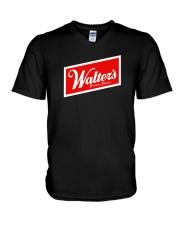 Walter's Beer V-Neck T-Shirt thumbnail