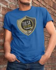 Tulsa Auto Show Classic T-Shirt apparel-classic-tshirt-lifestyle-26