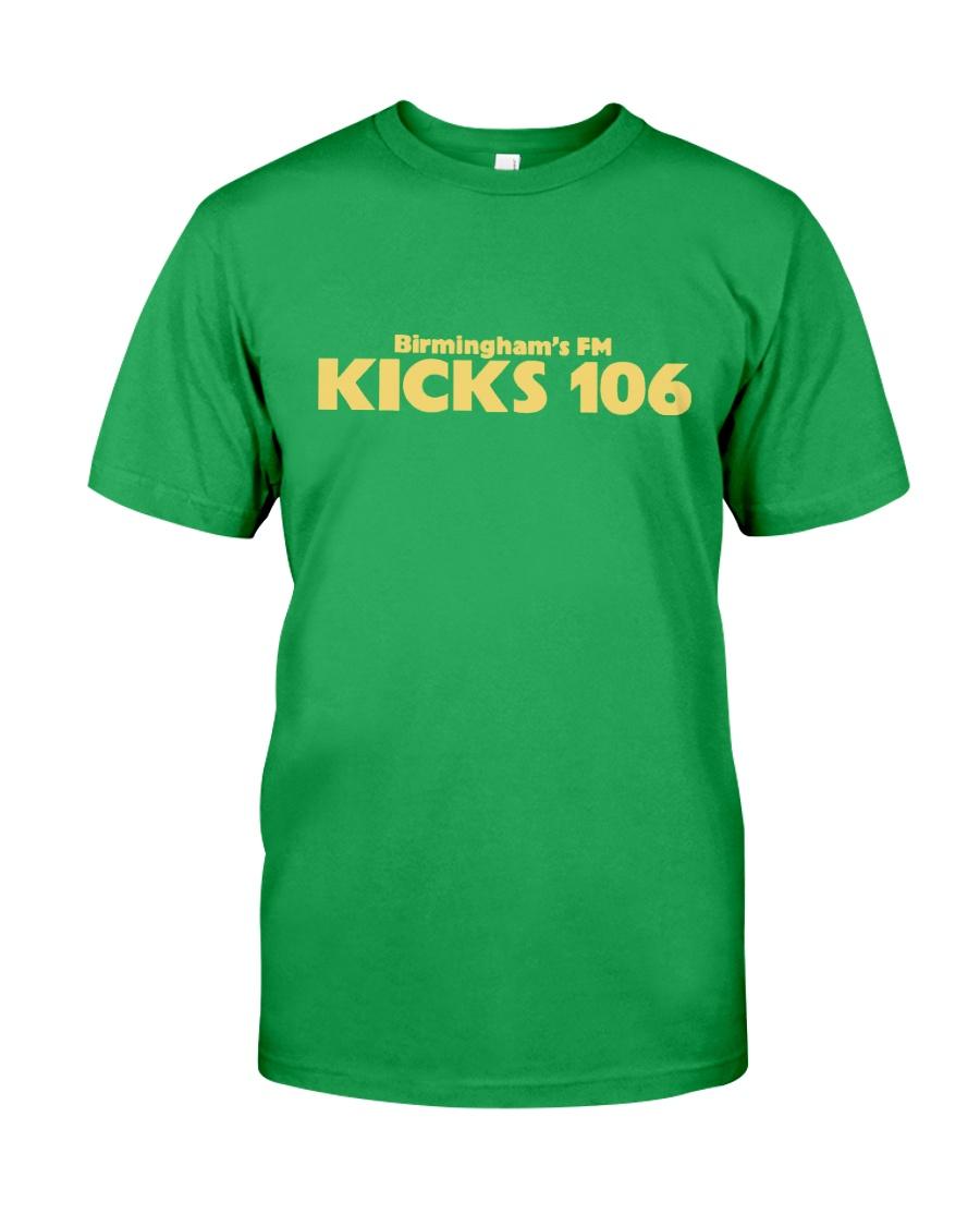 Kicks 106 - Birmingham's FM Classic T-Shirt