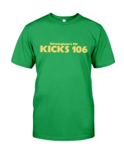 Kicks 106 - Birmingham's FM Classic T-Shirt front