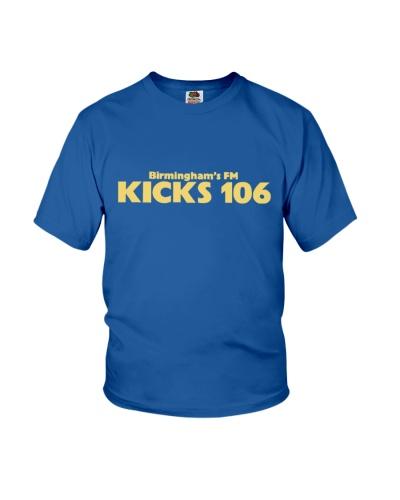 Kicks 106 - Birmingham's FM