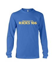 Kicks 106 - Birmingham's FM Long Sleeve Tee thumbnail
