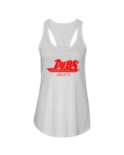Dubs - Gainesville Florida Ladies Flowy Tank thumbnail