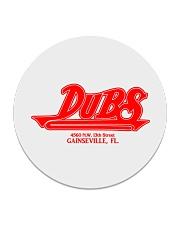 Dubs - Gainesville Florida Circle Coaster thumbnail