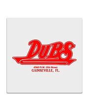 Dubs - Gainesville Florida Square Coaster thumbnail