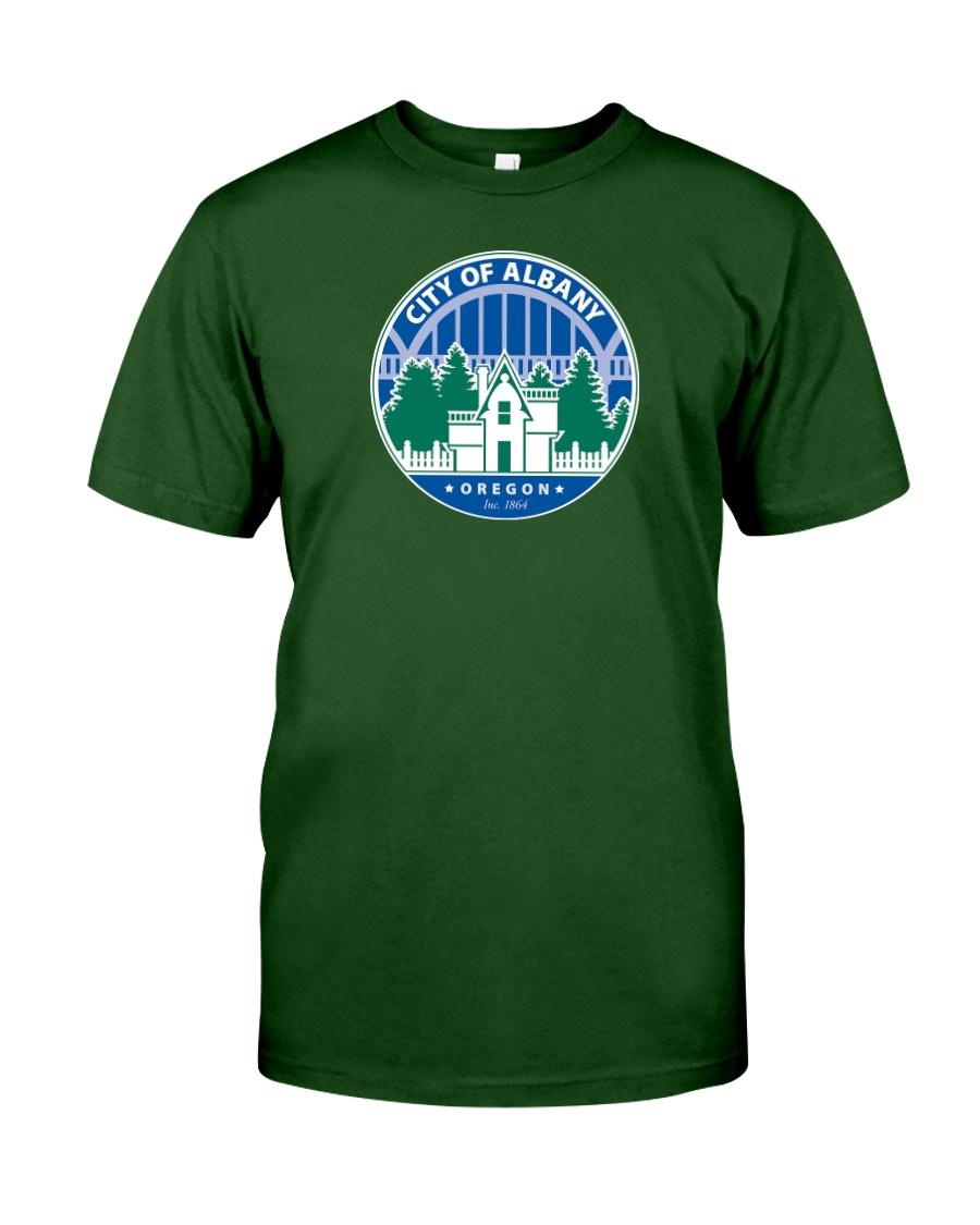 Albany - Oregon Classic T-Shirt