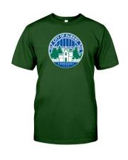 Albany - Oregon Classic T-Shirt front