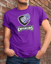 Chicago Enforcers Classic T-Shirt apparel-classic-tshirt-lifestyle-26