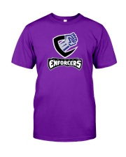Chicago Enforcers Classic T-Shirt front